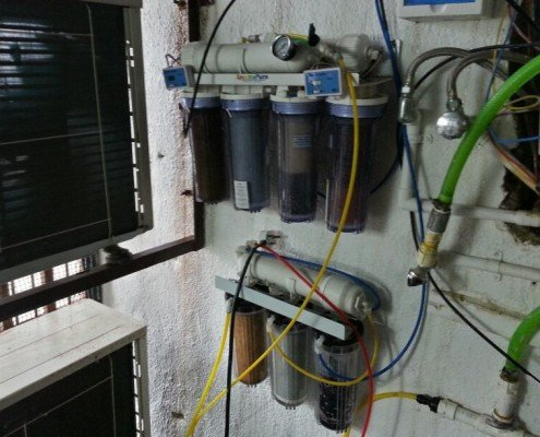 Reverse Osmosis water purifier aquariums